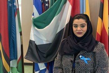 سمية سعيد مديرة إدارة الاتصال الحكومي بالهيئة الاتحادية للتنافسية والإحصاء في دولة الإمارات العربية المتحدة