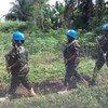 Brigada de Intervenção atua na área de Beni com militares do Malaui, da Tanzânia e da África do Sul.
