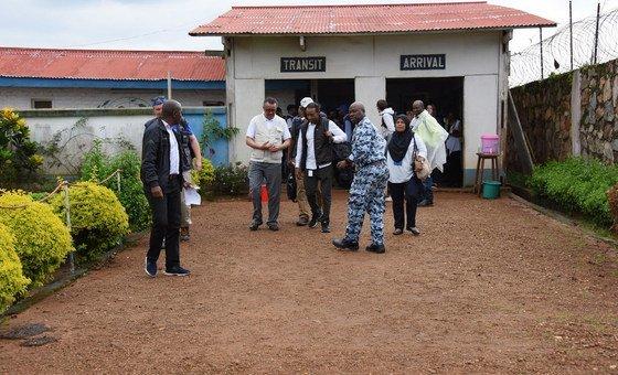 Diretor Geral da OMS, Tedros Adhanom, em Beni, Kivu Norte, República Democrática do Congo