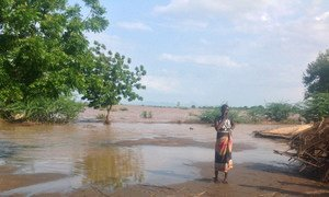 Malawi has suffered from heavy flooding on numerous occasions. (file 2015)