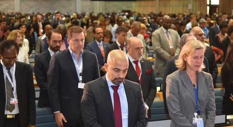 La ONU rinde tributo a sus trabajadores fallecidos en el vuelo de Ethiopian Airlines
