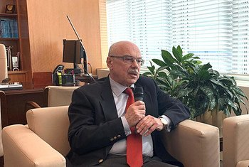 Заместитель Генсека ООН Владимир Воронков