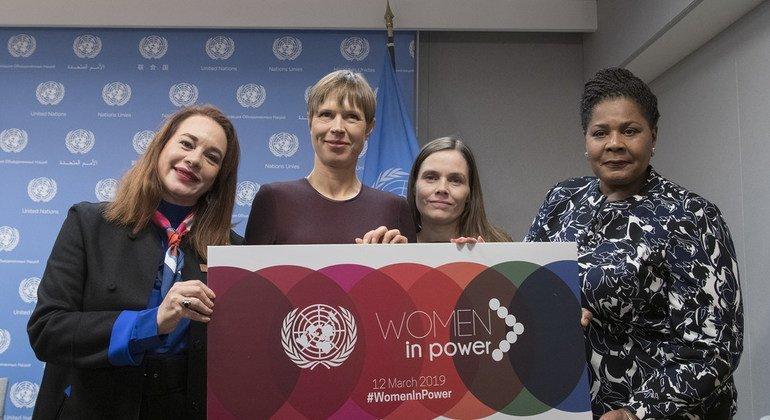 De 193 países, sólo 10 están gobernados por mujeres