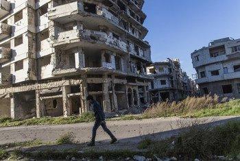 Segundo a ONU, cerca de 6,2 milhões de pessoas ainda estão deslocadas de suas casas e 4,7 milhões precisam de ajuda com alojamento.