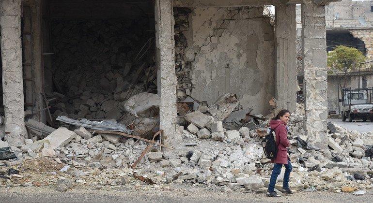 """""""La crisis no ha terminado"""": tres líderes de la ONU hacen un llamado por Siria"""