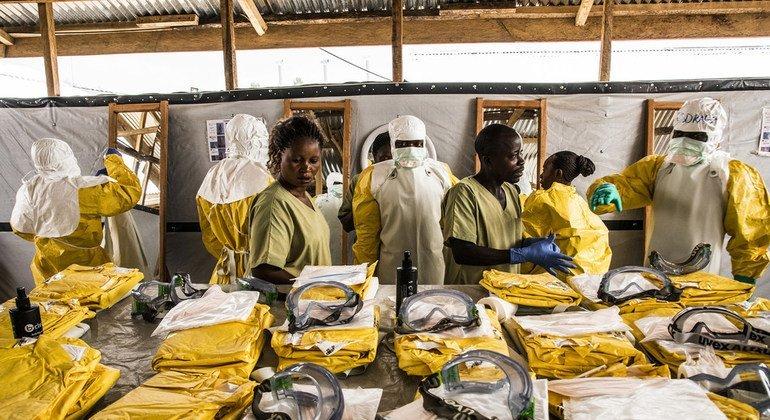 En RDC, la riposte à Ebola bute sur l'insécurité et le manque de financement (ONU)