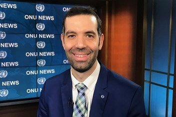 Julien Pellaux é assessor da ONU Mulheres