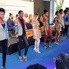 Evento sobre Moda Sostenible en Nairobi, Kenya