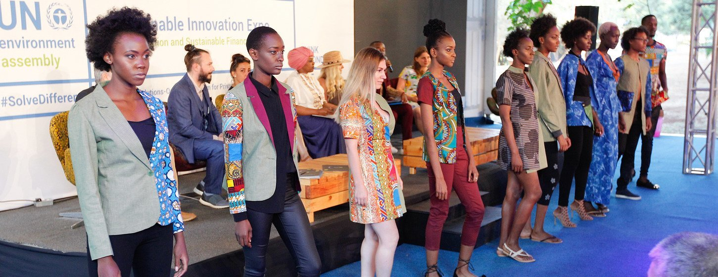 Un Launches Drive To Highlight Environmental Cost Of Staying Fashionable Un News