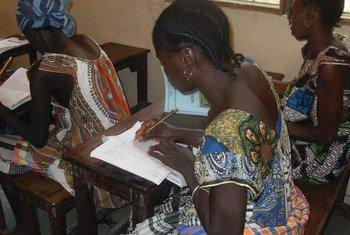 Shule nchini Guinea- Bissau, mwanachama wa ushirikiano wa kusini -kusini