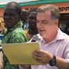 Daniel Balaban é diretor do Centro de Excelência Contra a Fome no Brasil