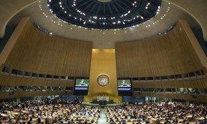 Participante na sessão da 62ª. Sessão da Comissão sobre o Estatuto da Mulher na ONU.