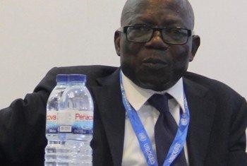 Abdel Fatau Musah, diretor do Departamento de Assuntos Políticos para a África Ocidental.