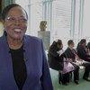 Faustina Alves, Ministra da Ação Social, Família e Mulher de Angola