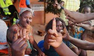 Em 2019, os guineenses votaram para escolher novos deputados e novo presidente.