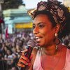 Brazilian politician and human rights activist Marielle Franco was assassinated in Rio de Janeiro on 14 May 2018.