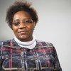 Cidália Chaúque, Ministra do Género Criança e Ação Social de Moçambique