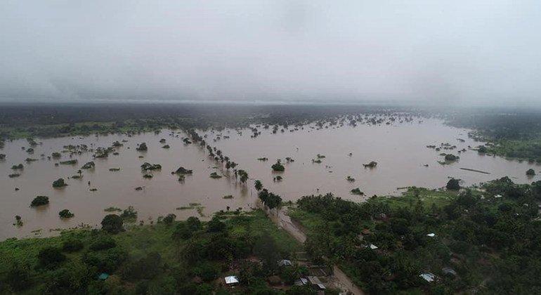 В Малави в результате циклона пострадали 900 тысяч человек, в Мозамбике – 600 тысяч