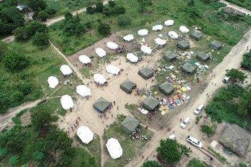 ONU Moçambique já está ajudando pessoas e famílias afetadas pelo ciclone tropical Idai