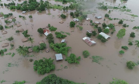 A OMM considera que um ciclone de categoria 4 tem efeitos devastadores.