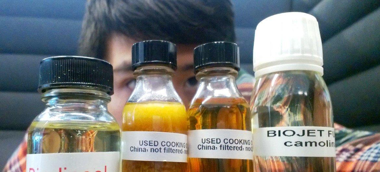 """刘疏桐创立的道兰环能,时中国最早尝试回收处理餐厨废油,并通过全程透明可追溯的方式,将其转化为低碳环保""""绿色燃料""""的企业之一。"""