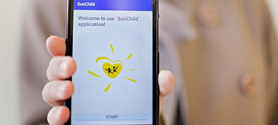 В рамках проекта Technovation девушки разработали мобильное приложение для детей с синдромом Дауна