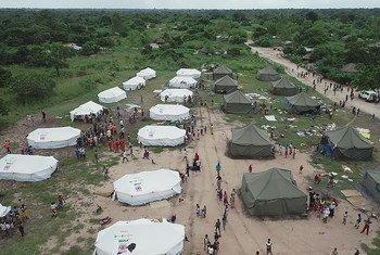 El ciclón Idai tocó tierra cerca de la ciudad portuaria mozambiqueña de Beira, agravando las inundaciones que se habían producido anteriormente en el sur de Malawi y el este de Zimbabwe.
