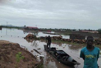 As últimas cinco estações de chuvas foram marcadas por seca persistente, ciclones seguidos e inundações na África Austral.
