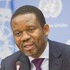 Filipe Lúcio, diretor do escritório sobre o quadro Global para os Serviços Climáticos da Organização Meteorológica Mundial, OMM.