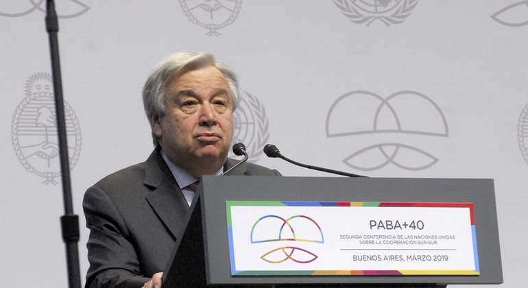 Global South cooperation 'vital' to climate change fight, development,