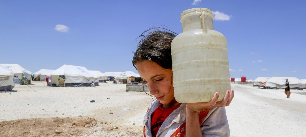 'More Children Killed by Unsafe Water than by Bullets'