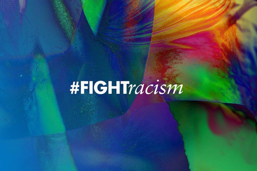 La campagne contre le racisme pour la Journée internationale pour l'élimination de la discrimination raciale