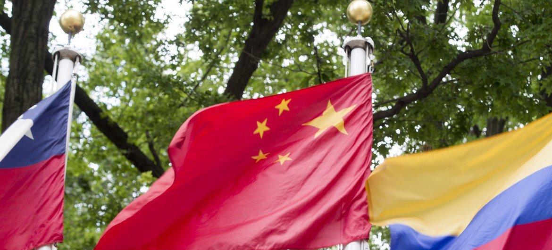 A China lidera o crescimento global na demanda por direitos de propriedade intelectual.