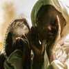 Young girls in Gumam primary school, Kassala state, Sudan.