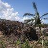 Циклон Идаи привел к масштабным разрушениям в Бейре и окрестностях этого города в Мозамбике.