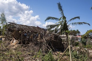 الإعصار إيداي كان له تأثير كبير على كثير من السكان المقيمين في بيرا والمناطق المحيطة بها في موزمبيق.