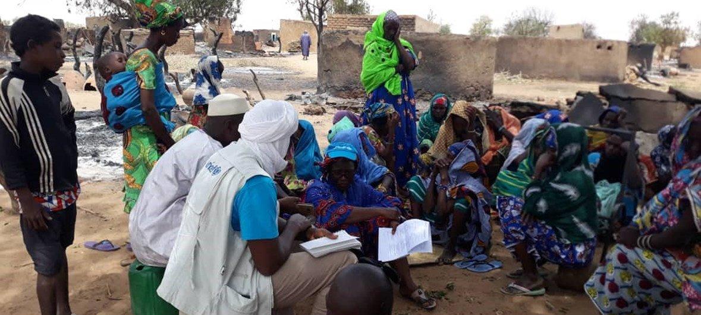 95 человек были убиты в результате нападения на деревню в регионе Мопти в Мали