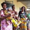 Wanawake kama hawa wenye uhitaji wanaangaziwa na huduma za hifadhi za jamii nchini Tanzania.