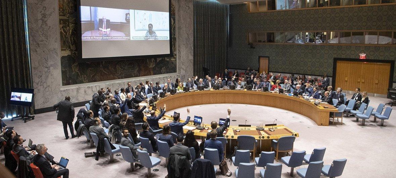 Voronkov exortou todos os Estados-membros a disponibilizarem peritos nacionais aos programas da ONU.