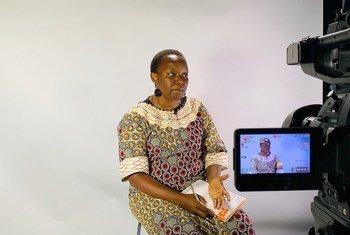 Mkurugenzi mtendaji wa Kituo cha msaada wa kisheria cha WLAC nchini Tanzania Theodosia Muhulo Nshala katika mazungumzo haya na Idhaa ya Kiswahili.