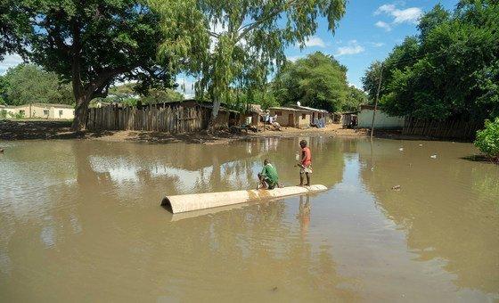 Fenômeno pode depois mover-se para os vizinhos Zimbabué e Botsuana