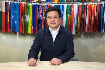 中国国家林业和草原局西北华北东北防护林建设局局长张炜