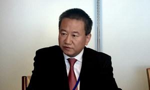 Huang Xia, Envoyé spécial de l'ONU pour les Grands Lacs