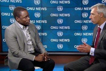 ONU News entrevista ministro da Defesa de Portugal, João Gomes Cravinho