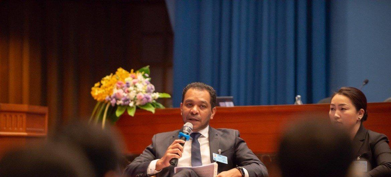 Ministro da Reforma Legislativa e Assuntos Parlamentares, Fidelis Magalhães