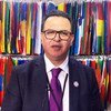 هشام نجمي رئيس وفد المغرب إلى اجتماعات الدورة الثانية والخمسين للجنة الأمم المتحدة للسكان والتنمية