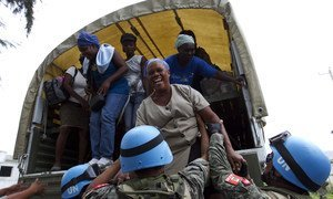 Миротворцы ООН в Гаити эвакуируют местных жителей в преддверии тропического циклона