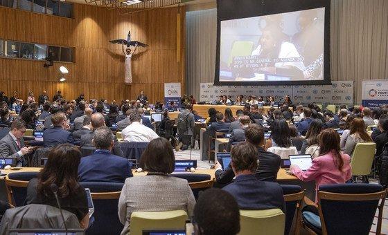 В ООН открылся двухдневный Молодежный форум.