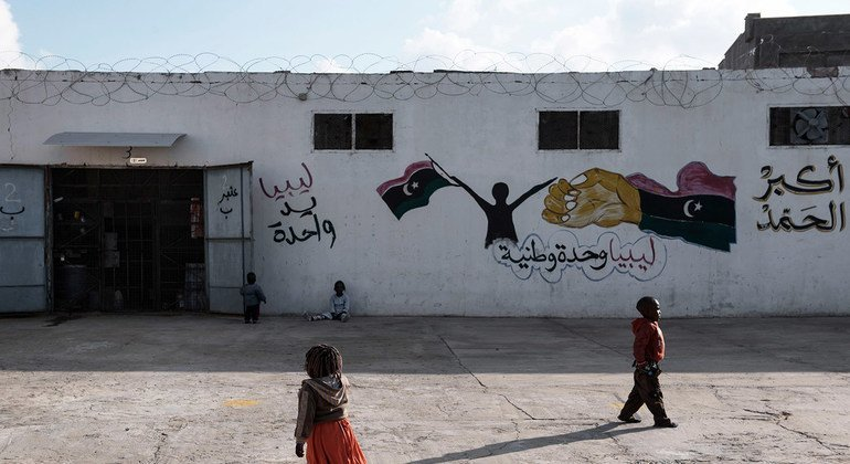 Libya: 'Dire and untenable' situation for tens of thousands of children in unrelenting conflict