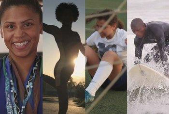 Esportes têm vários benefícios para a saúde